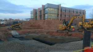 CSU construction project